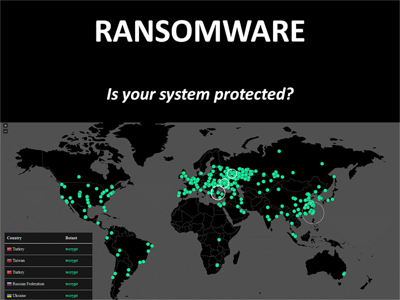 Ransomware Security Patch